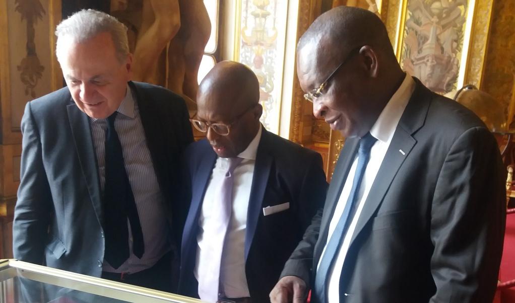 GUINEE CODEV - Rencontre de sensibilsation auprès de la communauté européenne